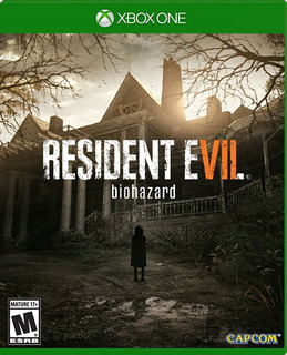 ..:: Resident Evil 7 Biohazard ::.. Para X Box One Game Cent