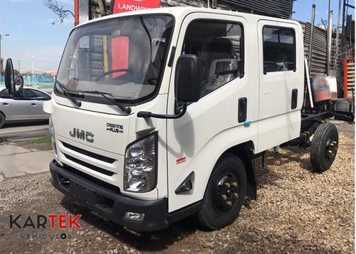 Jmc Carrying Doble Cabina 3.2 Ton Rueda Sencilla Modelo 2022