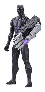 Muñeco Avengers Black Panther Titan Hero Power Fx E3306