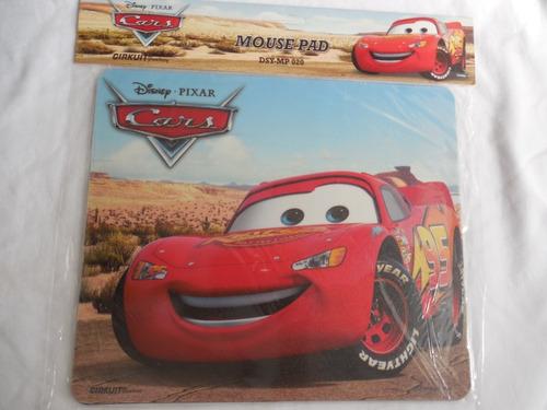 Imagen 1 de 1 de Mouse Pad Dsy-mp 020   Disney Pixar Cars