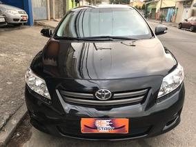 Toyota Corolla 1.8 16v Xei Flex 4p - 2010