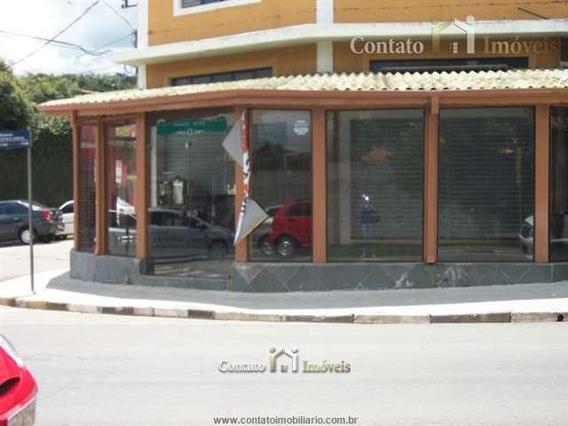 Salão Comercial Para Alugar Em Atibaia - Lcm0031-2