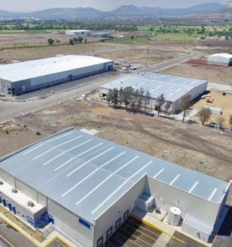 Bodega Industrial, Guanajuato.