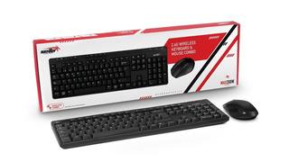 Combo Teclado Y Mouse Inalambrico Wireless Sentey Max200w