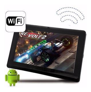Tablet Pc 7 Pulgadas Android 4.4 Wifi Quad Core 8gb Selfie