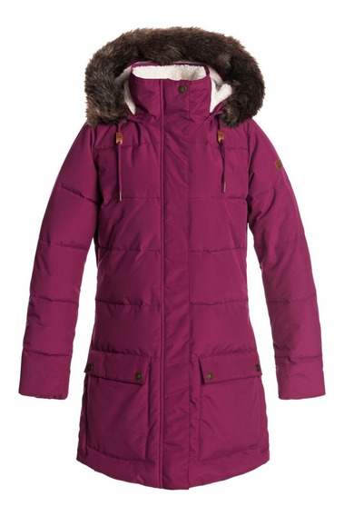 Roxy Campera Snow Ellie Bordo Fkr