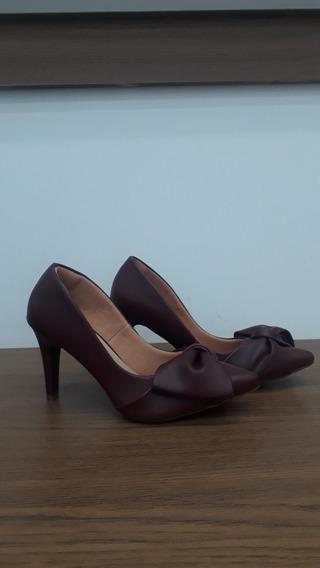 Sapato Scarpin Super Confortável