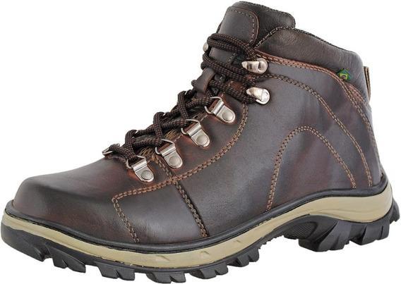 Bota Adventure Cano Alto Babilônia Df Boots - 827