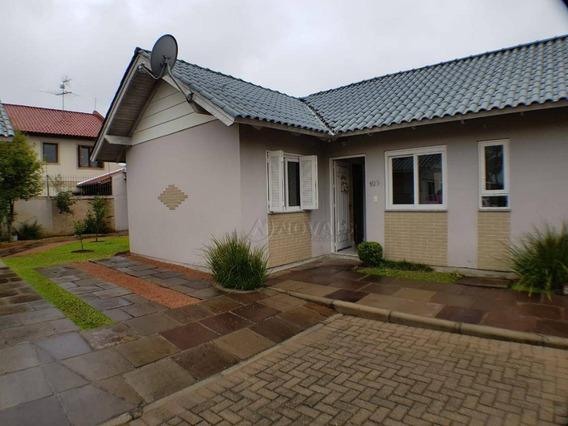 Casa Residencial À Venda, Scharlau, São Leopoldo. - Ca2478