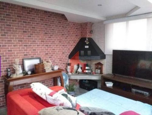 Apartamento À Venda, 194 M² Por R$ 2.200.000,00 - Chácara Inglesa - São Paulo/sp - Ap0569