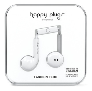 Auriculares Happy Plugs Earbud Plus