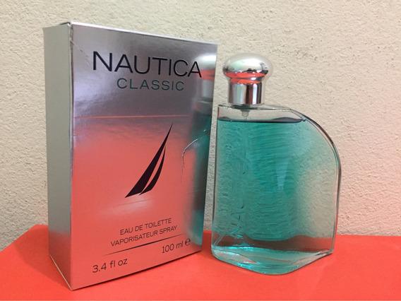 Perfume Nautica Classic - Usado 2 X