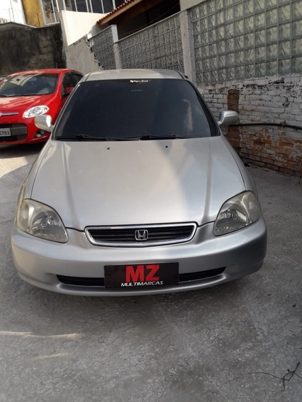Civic Lx 1.6 1998 Completo