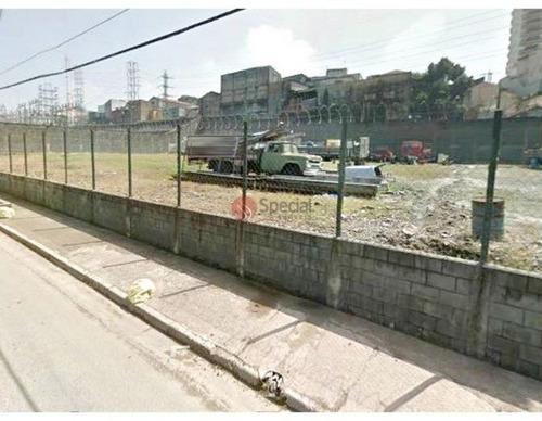 Imagem 1 de 1 de Terreno Com 3243 M² - Tatuapé - São Paulo/sp - Af1159