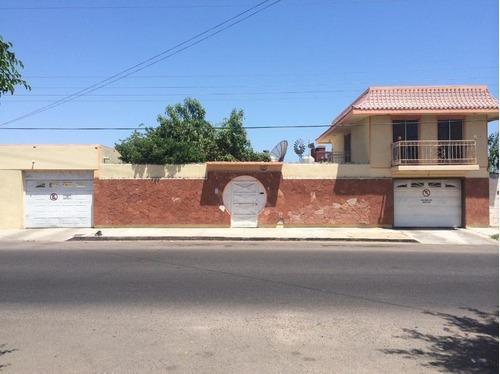 Casa En Venta, Calle Guillermo Prieto, Col. Centro, La Paz, B.c.s.