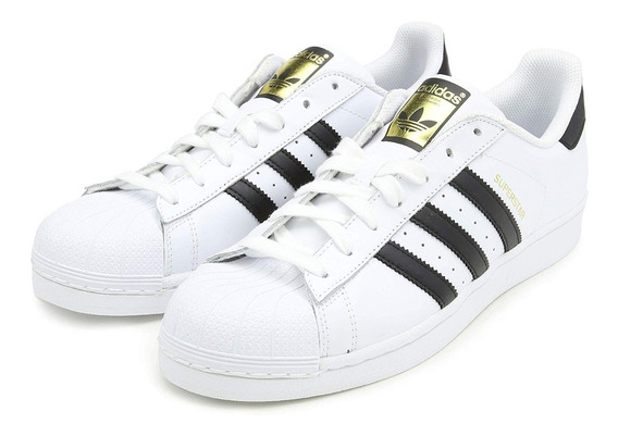 Zapatillas Tenis adidas Superstar Para Hombre Clasicas