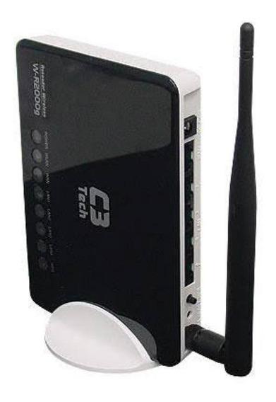 Roteador Wireless C3 Tech W-r 2000 G V I.i