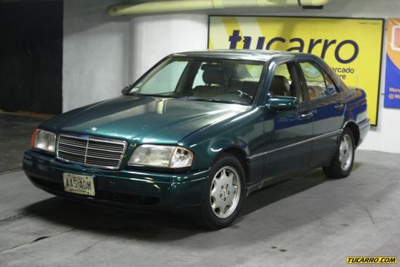 Mercedes Benz Clase C Automatico