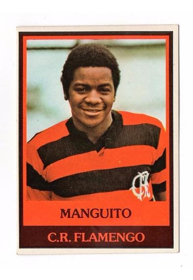 Ping Pong Futebol Cards Cr Flamengo Nº 120 Manguito
