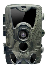 Câmera De Trilha - Armadilha Fotográfica Com Visor Lcd