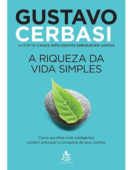 A Riqueza Da Vida Simples Livro Físico Promoção Envio 10,00