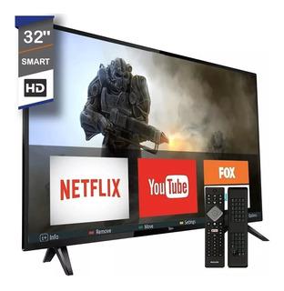 Smart Tv 32 Philips Phg5813 Led Hd And Qwerty Hdmi Usb
