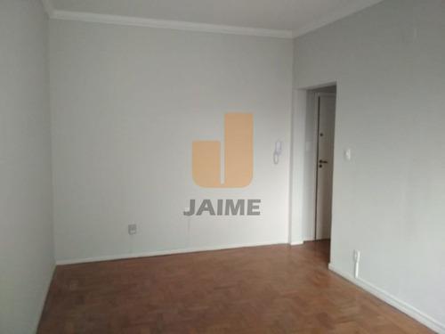 Apartamento Para Locação No Bairro Vila Buarque Em São Paulo - Cod: Ja17910 - Ja17910