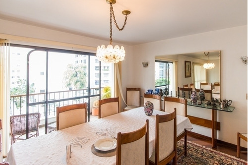 Imagem 1 de 15 de Apartamento De 4 Quartos À Venda No Jardim Paulista - Apa4203