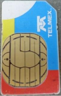 Chip Para Telefono Telmex Multifon Rural