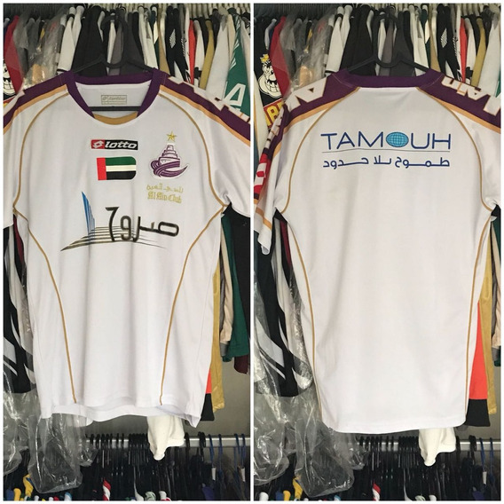 Camisa Al Ain Home 2009