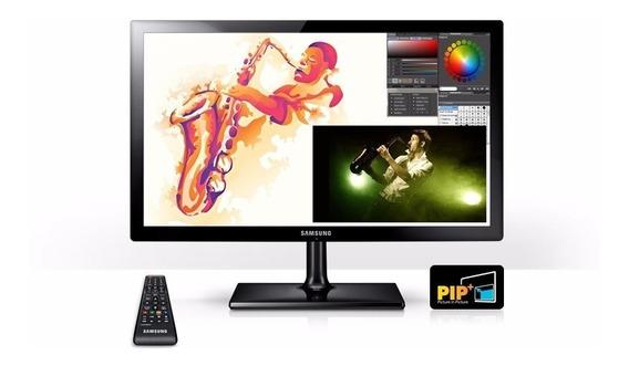 T22c301lb Televisor Samsung 22 Led Serie 3 / Monitor Hdmi