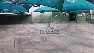Terreno Para Alugar, 400 M² Por R$ 6.500/mês - Jardim Nossa Senhora Auxiliadora - Campinas/sp - Te4127