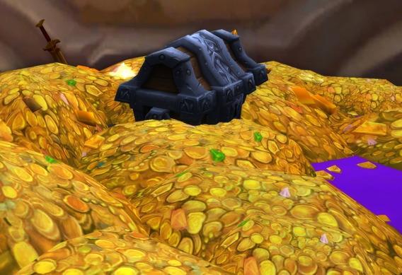 World Of Warcraft Wow Gold Ouro 50k Goldrinn Aliança