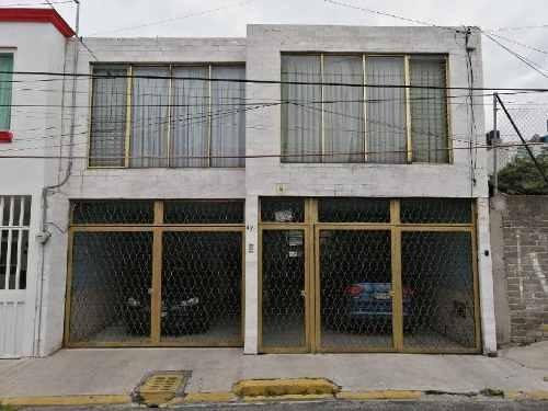 Casa Sola En Venta En Militar Marte, Iztacalco, Distrito Federal