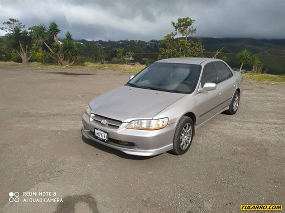 Honda Accord Sedan Sincronico Ls Ex