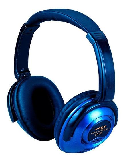 Fone De Ouvido Over Ear Csr Yoga Cd 85