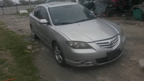 Mazda 3 ( En Partes ) 2004 - 2009 Motor 2.3 Automatico