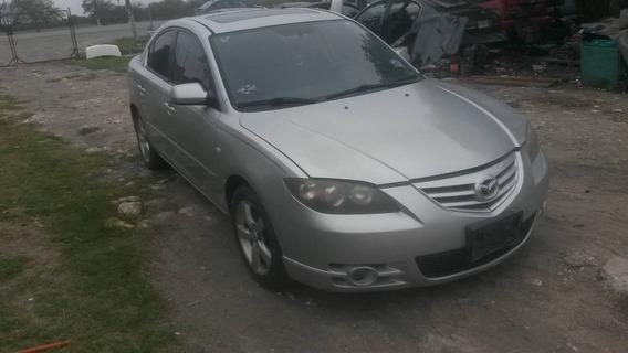 Mazda 3 2004 ( En Partes ) 2004 - 2009 Motor 2.3 Automatico