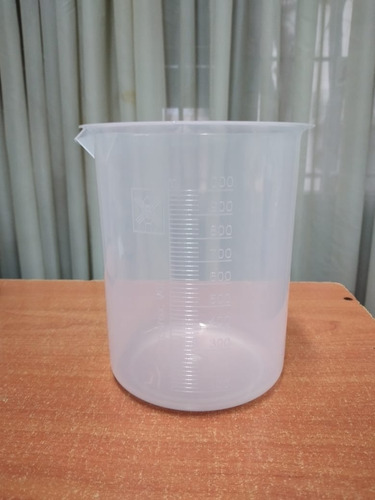 Imagen 1 de 3 de Vaso De Precipitado Plástico De 5000ml