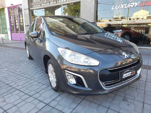 Peugeot 308 1.6 Active 2012 Anticipo Y Cuotas