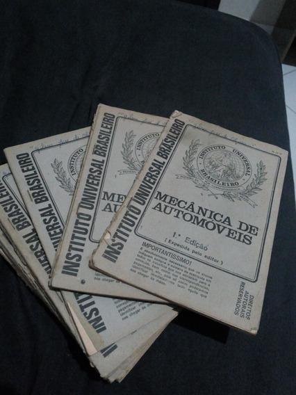 Revistas Instituto Nacional Brasileiro 10 Edições Leia