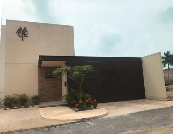Casa En Venta En Merida, Tipo Townhouse En Cholul, A 5 Minutos De Altabrisa (1 Hab)