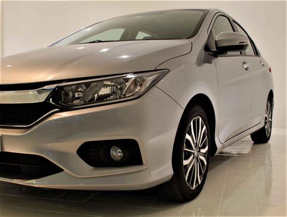 Honda City 2020 4p Ex Cvt