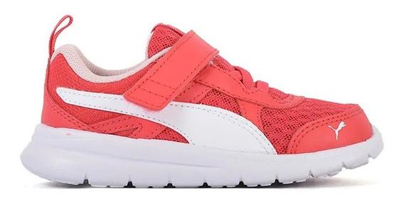 Zapatillas Puma Moda Flex Essential V Inf Bebe Fu/bl