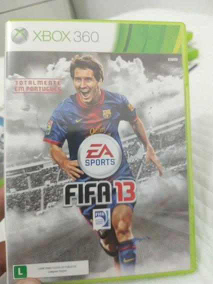 Fifa 13 Original Xbox 360