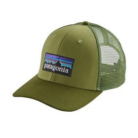 Gorro Patagonia Logo Trucker Hat Crgn