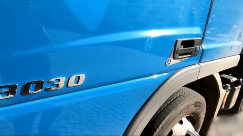 Mercedes-benz  Atego 3030 Câmara Frigorífica