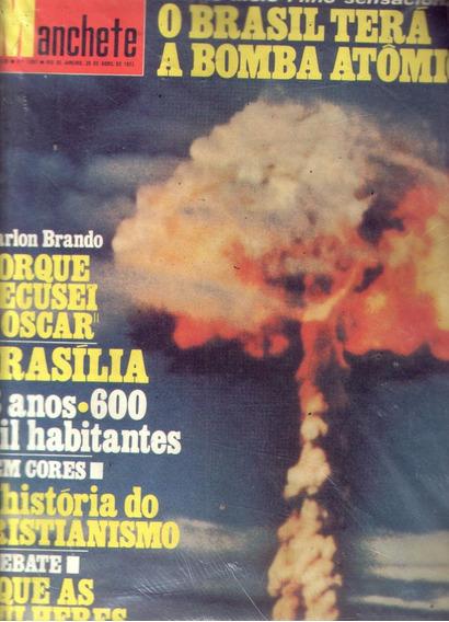 Manchete 1973.royal Ballet.arnaldo Jabor.brasilia.bahia.moda