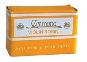Resina Para Violin Cremona Small Light Clear Vp-08
