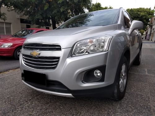 Chevrolet Tracker 1.8 Ltz  2016 T/m 50.000km 1º Mano-nueva!!
